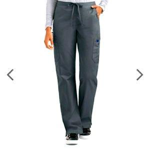 UA Buttersoft stretch scrub pants